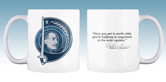 RAH Emblem Mug
