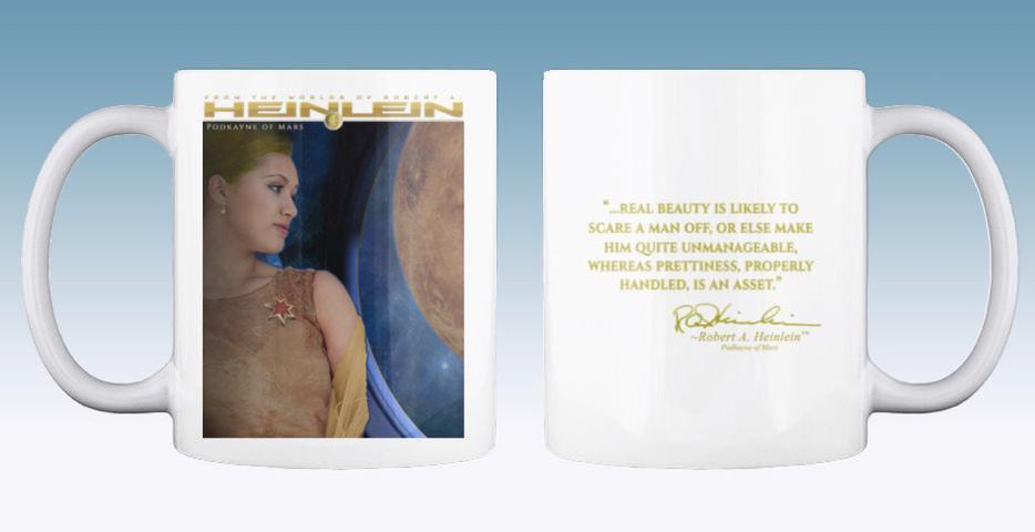 Podkayne of Mars Mug
