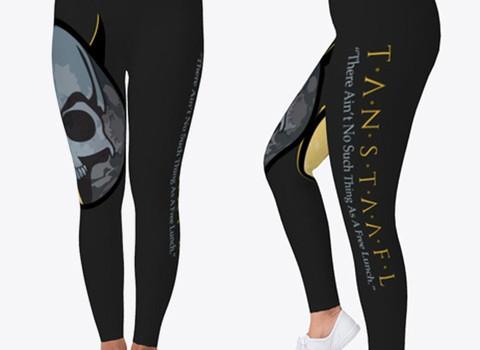TANSTAAFL Leggings