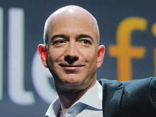 Space industry salutes Jeff Bezos with prestigious award