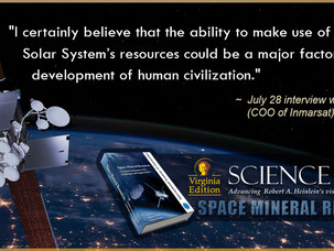 New Law Establishes Ownership Rights for Space Minerals