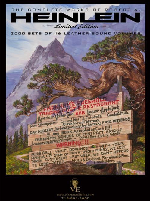 Farnham's Freehold Poster