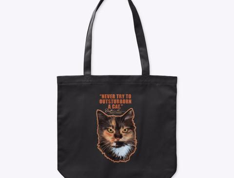Heinlein Cat Bag