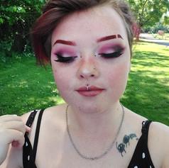 Pink, Smokey Glam