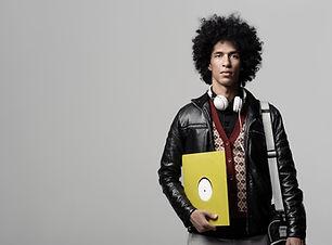 rétro DJ
