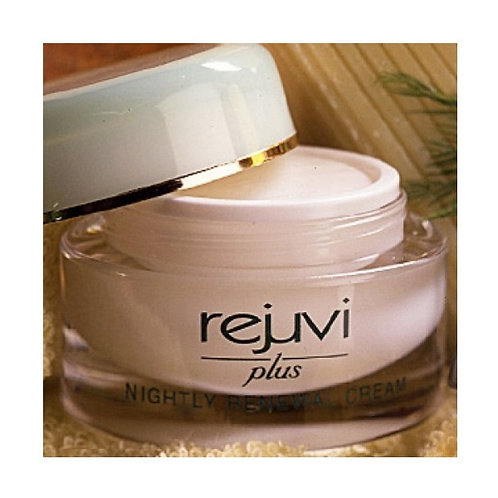 Rejuvi + Nightly Renewal Cream