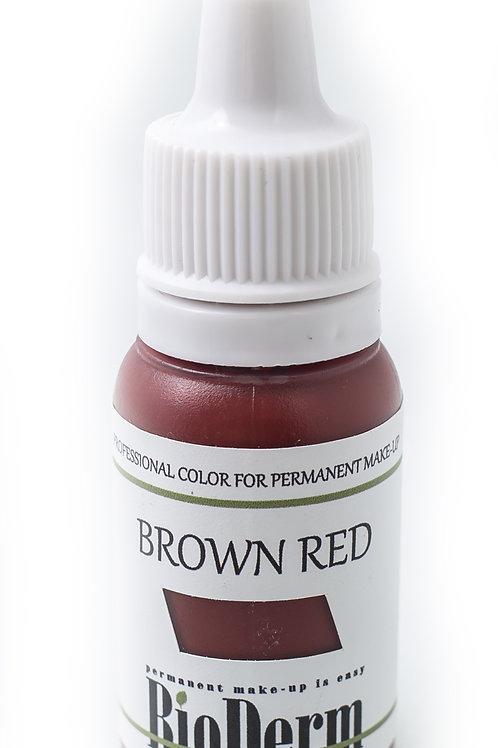 Bioderm Brown Red