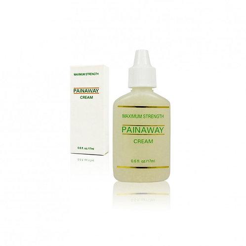 Painaway Cream Ensimmäinen puudutus