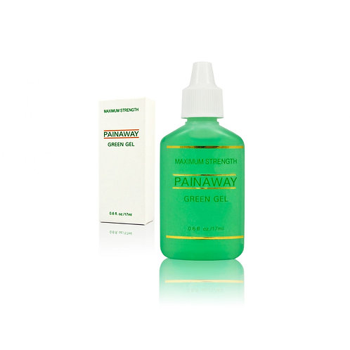 Painaway Green Gel