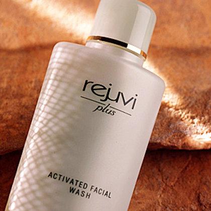 Rejuvi + Activated Facial Wash/Rejuvi + aktivoitu kasvopesu