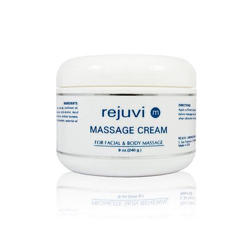 Massage Cream/m HIERONTAVOIDE KASVOILLE