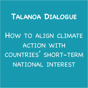 Talanoa Dialogue input by Climate Moonshot Initiative