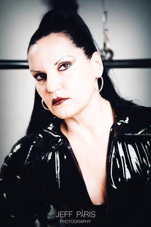 Domina Silvia Portrait