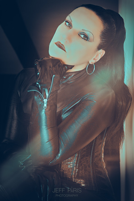 Domina Silvia Portrait Madrid