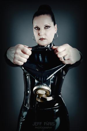 Domina Silvia Mask