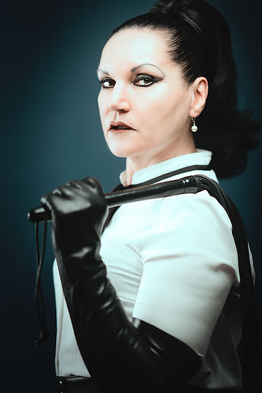 DOMINA SILVIA PORTRAIT