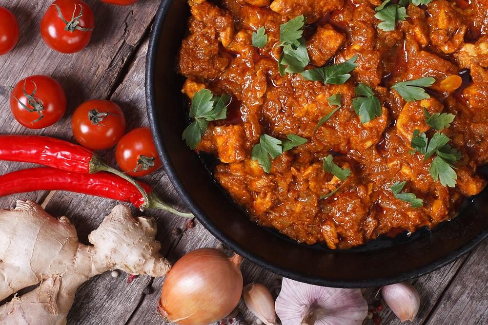 Fat Burning Chicken Madras