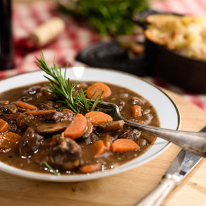 Weight Loss Meal Of The Month - Beef Stew