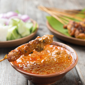 Weight Loss Meal Of The Month - Chicken Satay
