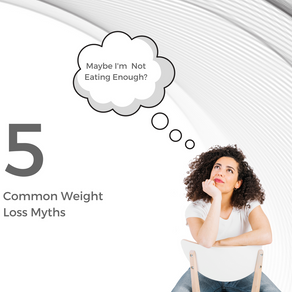 5 Common Weight Loss Myths