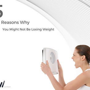 5 Reasons Why You Might Not Be Losing Weight