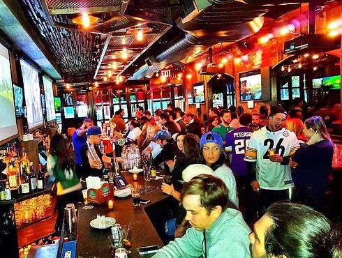 sports bar sundays