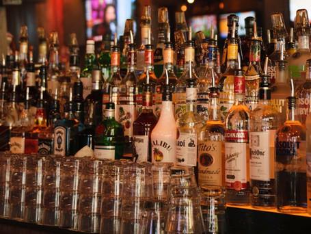 Whiskey Menu