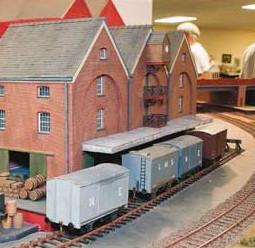 The Leamington and Warwick Model Railway Society