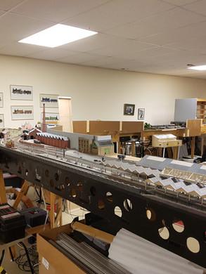 The Leamington and Warwick Model Railway