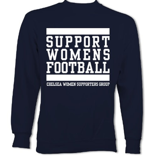 Support Womens Football sweater
