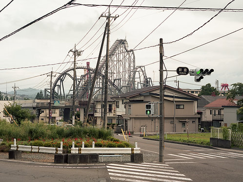 Fuji Q, Japan.
