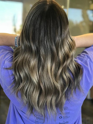 Beautiful melted balayage thanks for the