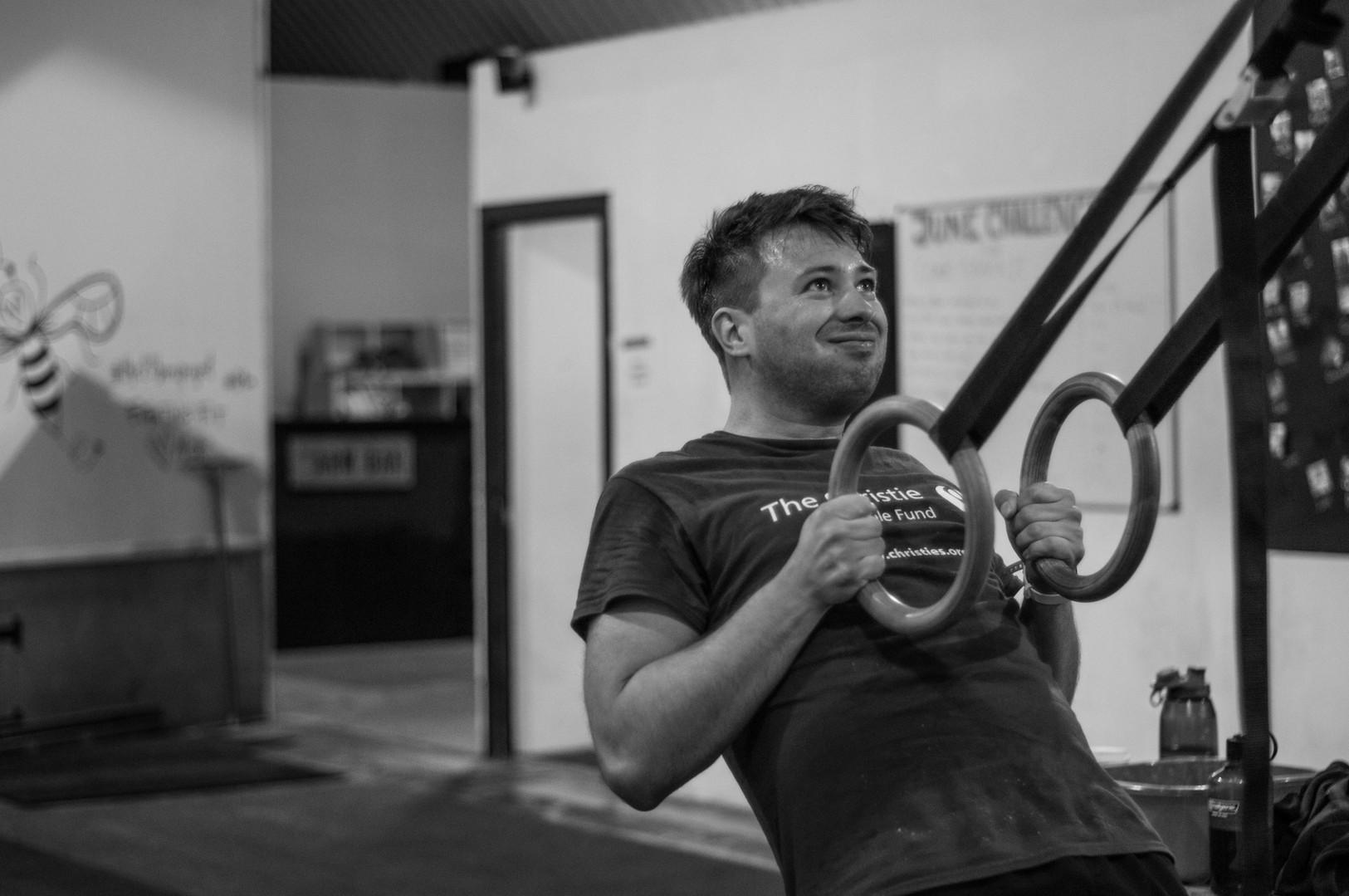 weight training manchester