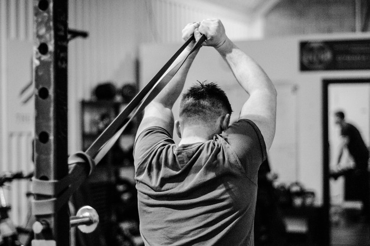 strength training manchester