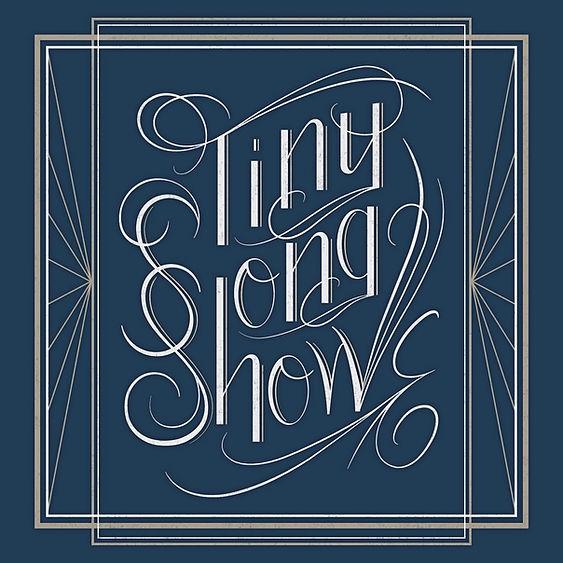 Tiny Song Show ジャケ表.jpg
