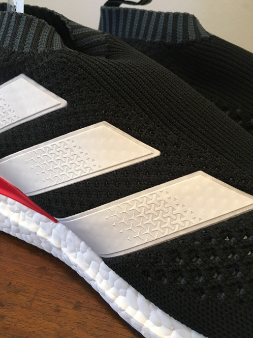 newest 0a62b e730b Adidas Ace 16+ Purecontrol Ultra Boost Style Code BY9087 Colour  BlackWhiteRed