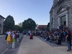 Fin de concert Eglise Féternes 2018