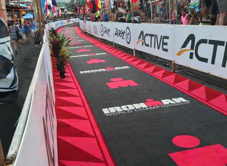 What makes Kona the Holy Grail for Age Group Triathletes?
