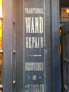 Wand Repair and Replacement at the Wizarding World of Harry Potter