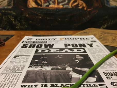 Show Pony's Death Day