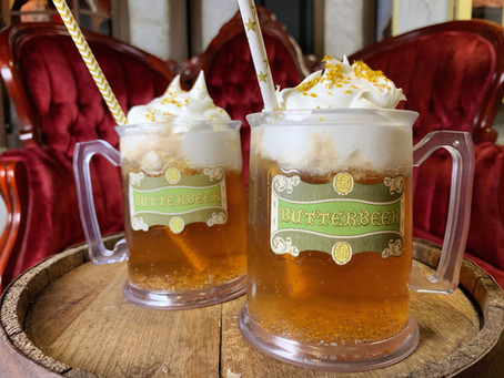 Tipsy Wizard's Butterbeer