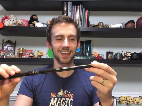 The Wooden Wand Collection