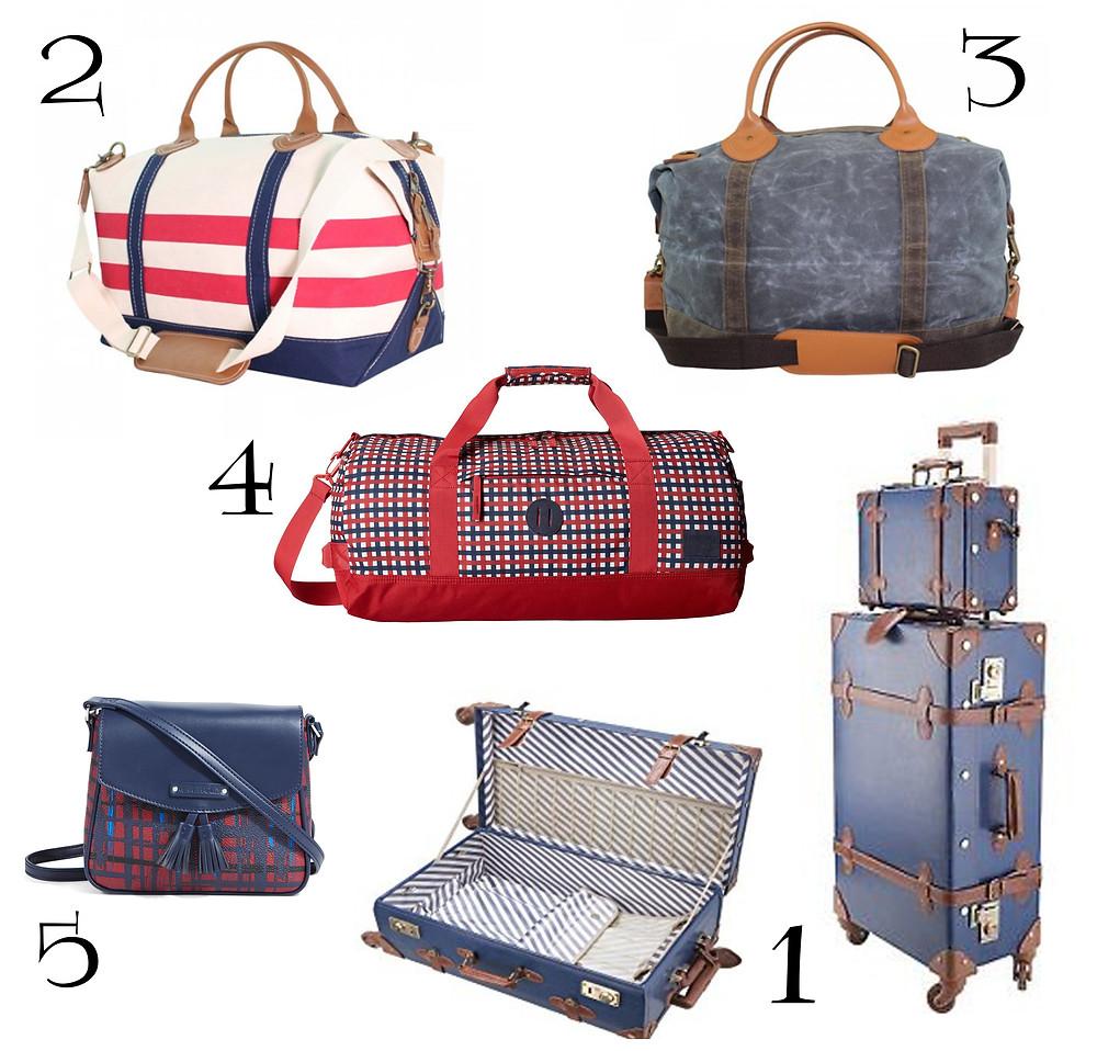 Ilvermorny Luggage