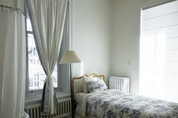 Rideaux et parure de lit coordonné