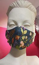 Masque barrière demi-coque