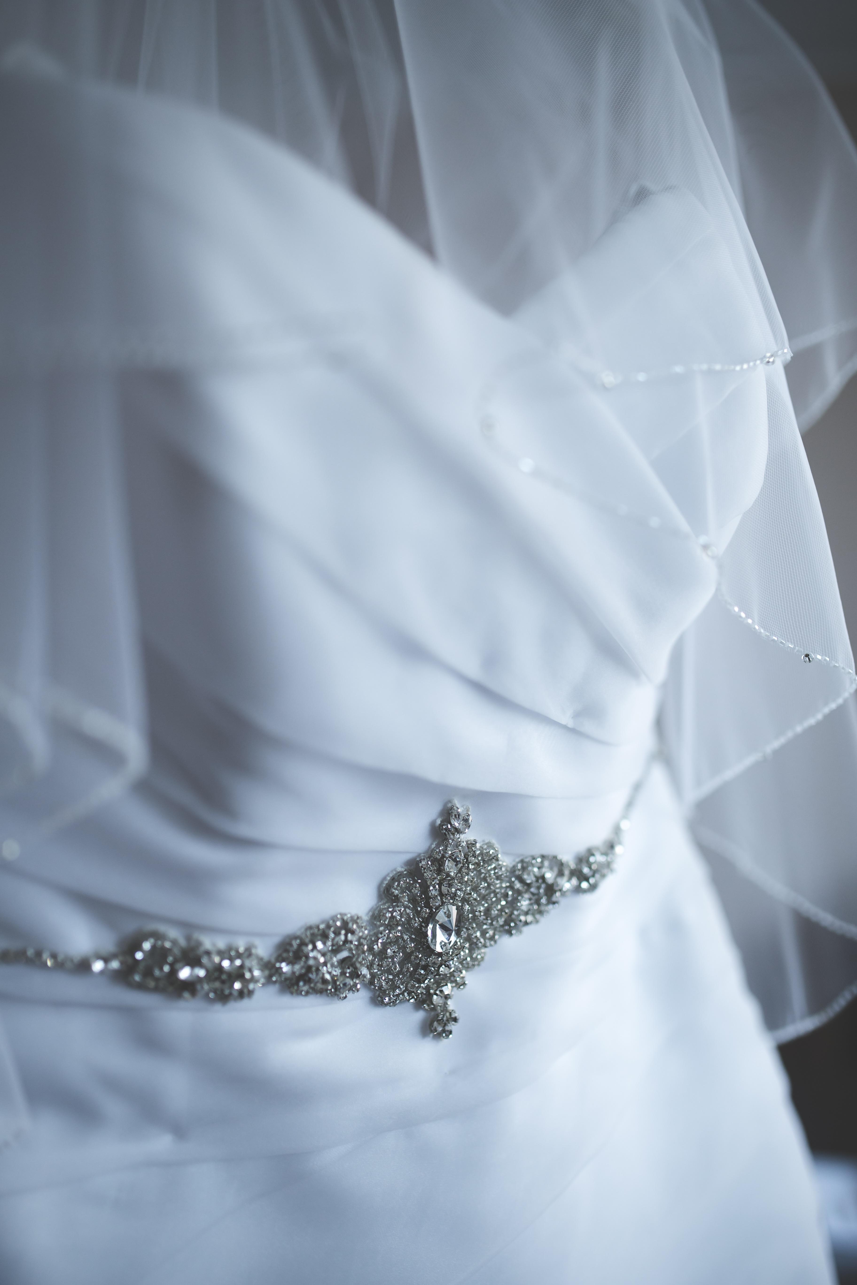 Robe de mariée inspiration médiéval