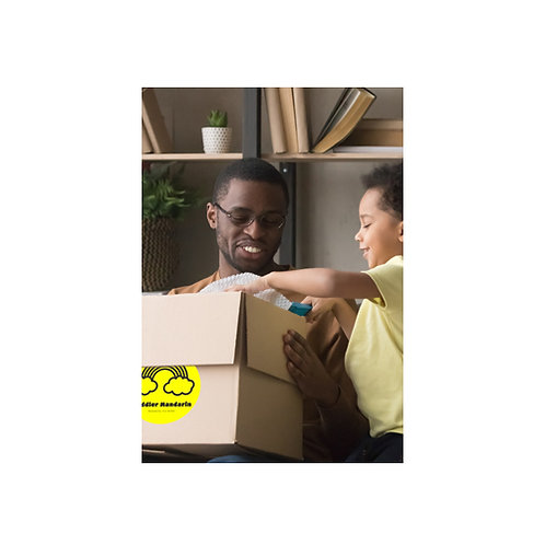 All in 1: Montessori Homeschooling Package (Beginner Level)