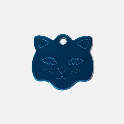 GT-05 Placa Gato Pequeña Calipso
