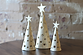 3-Hour Ceramic Tree Luminaries