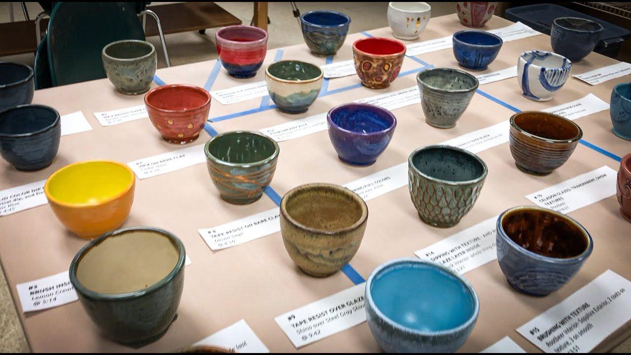 Glaze Techniques Workshop